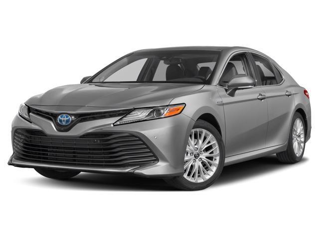 2019 Toyota Camry Hybrid Se Cvt Natl In Middle Island Ny New