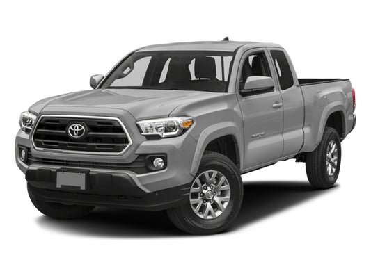 2017 toyota tacoma sr5 access cab 6' bed v6 4x4 at (natl) in middle