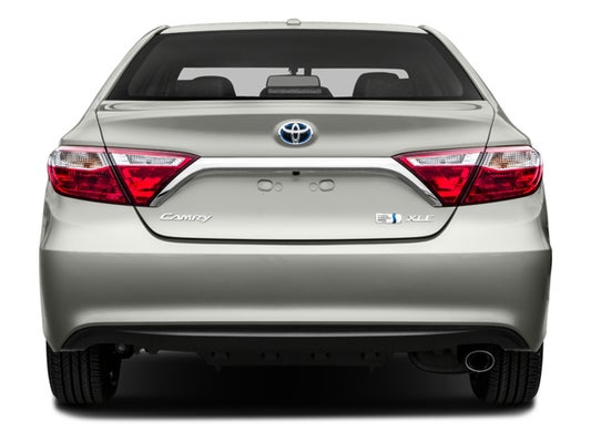 2016 Toyota Camry Hybrid 4dr Sdn Xle Natl In Middle Island Ny