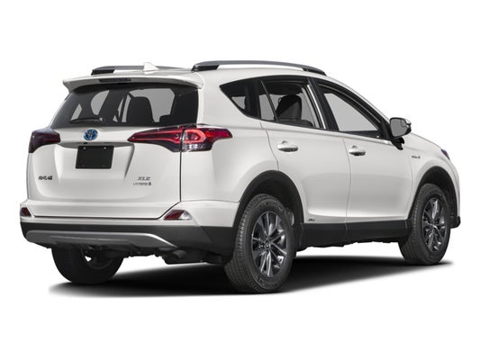 2016 Toyota Rav4 Hybrid Awd 4dr Xle Natl In Middle Island Ny