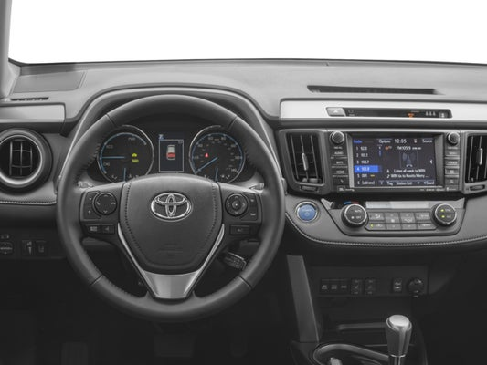 2017 Toyota Rav4 Hybrid Limited Awd Natl In Middle Island Ny Sunrise