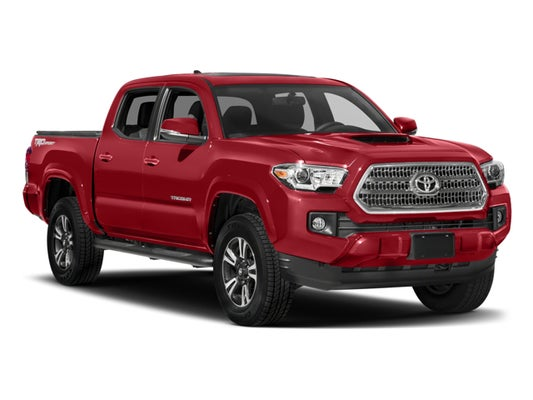 2017 Toyota Tacoma Trd Sport Double Cab 5 Bed V6 4x4 At Natl