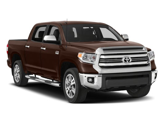 2017 Toyota Tundra 4wd 1794 Edition Crewmax 5 Bed 7l Natl In