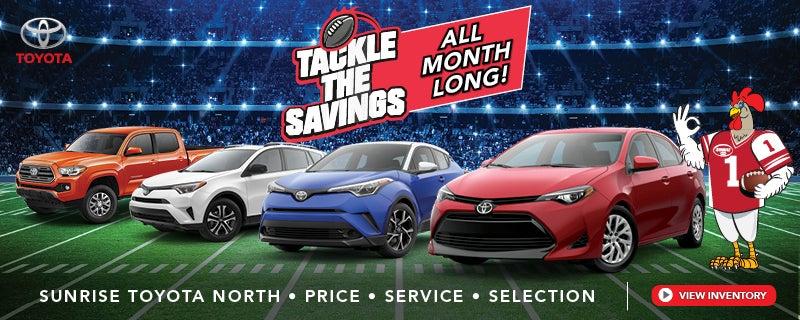 Sunrise Toyota North in Middle Island | Dealership near